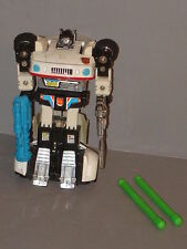 G2 TRANSFORMER AUTOBOT JAZZ COMPLETE PROF:CLEANED LOT #3