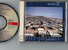 PINK FLOYD A Momentary Lapse of JAPAN CD 1987 issue w/BOOKLET 32DP820 3200YEN