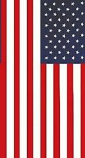 "USA American Flag beach towel Wholesale lot 6 new Large 30"" x 60"""