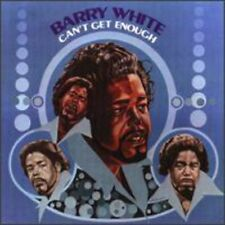 Can't Get Enough - Barry White (1996, CD NEUF)