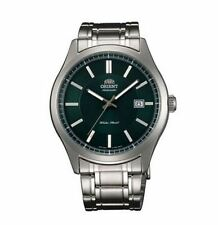 Orient Champion FER2C006F0 Green Dial Stainless Steel Men's Watch