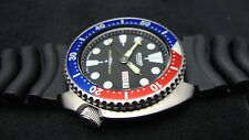 Vintage Seiko divers 6309-7040 CLASSIC PEPSI TUNA TURTLE MARCH 1979 PATINA H79.