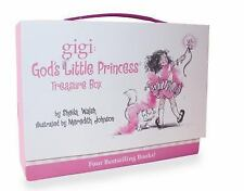 Sheila Walsh - Gigi Gods Little Princess 4 In (2010) - New - Trade Cloth (H