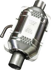 Catalytic Converter-Universal Rear/Left Eastern Mfg 70421