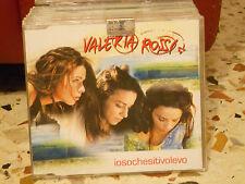 VALERIA ROSSI - IOSOCHESITIVOLEVO 3,56 cd singolo slim case PROMO 2004