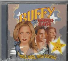 Musik CD- BUFFY THE VAMPIRE SLAYER -O.S.T.  Soundtrack - ORIGINAL CAST ALBUM
