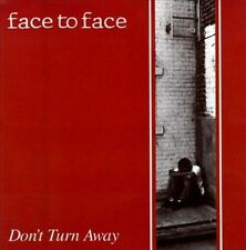 Don't Turn Away by Face to Face (1~California) (CD, Mar-1994, Fat Wreck Chords)