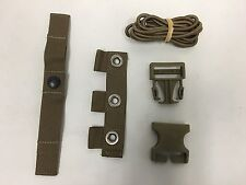 USMC Coyote Modular Tactical Vest Repair Kit MTV Scalable Plate Carrier NIB