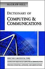 McGraw-Hill Dictionary of Computing & Communications-ExLibrary