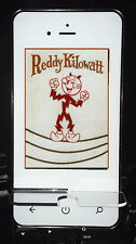 Reddy Kilowatt iPhone Android Samsung Any Smart Cell Phone Holder Stand