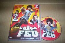 DVD DE L'HUILE SUR LE FEU une comedie fast foud ......and furious !