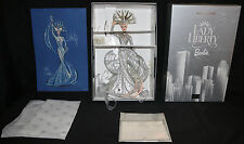 Lady Liberty Limited Edition Barbie by Bob Mackie - Mint in the Box - 2000