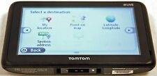 NEW TomTom GO 2535TM LIVE Car GPS Receiver UNIT ONLY system USA/Canada Maps
