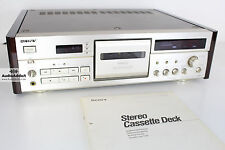 Sony TC-K990ES 333ESJ High-End Tapedeck Kassettendeck champagne serviced