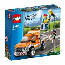 LEGO CITY 5-12 YEARS TRUCK FOR REPAIRS ART 60054 RARE NEW OUT OF PRODUCTION