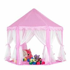 2016 Kids Tent Girls Princess Castle Play Tent Playhouse Indoor/Outdoor Game