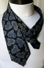 CERRUTI 1881 Paris CRAVATTA TIE in  LANA 70% SETA 30% Made in FRANCE