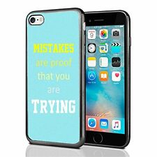 Mistakes Are Proof You Are Trying For Iphone 7 Case Cover By Atomic Market