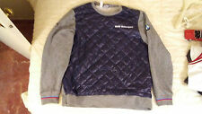 PUMA BMW MOTORSPORT PADDED PUFFER SWEATER XL