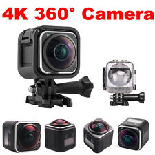 4K 360°Panoramic HD 1440P OV4689 4MP Sensor Camara Wifi Sport Driving Camera DVR