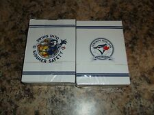 2016 Toronto Blue Jays Fire Safety set 40th Anniversary Season Factory set