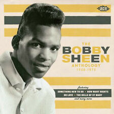 "THE BOBBY SHEEN ANTHOLOGY 1958-1975  ""SOMETHING NEW TO DO, DR. LOVE"" 24 TRACKS"