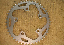 Vintage NOS NEW Black Spire Pro Series 46t 110 BCD ATB MTB chainring old school