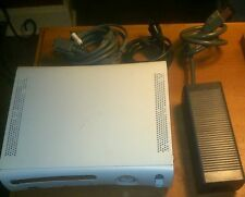 Xbox 360 console & connections for repair (see description)
