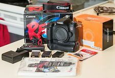 Canon EOS Rebel T6s / EOS D760 24.2MP Digital SLR Camera (Body Only) with extras