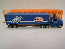 Winross Genesee Genny Light Tractor Trailer MIB Ford CL9000 Cab1993