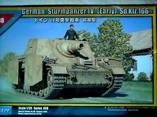 Tristar 1/35 German Sturmpanzer IV (Early) Sd.Kfz.166