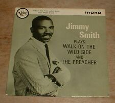 JIMMY SMITH walk on the wild side*the preacher 1963 UK VERVE MONO PS EP