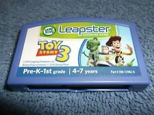 LEAP FROG LEAPSTER TOY STORY 3 CARTRIDGE 2010
