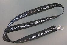 WDW Consulting Group Schlüsselband Lanyard NEU (Z43)