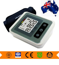 Automatic Blood Pressure Monitor - 2 Year Warranty - Australian Seller