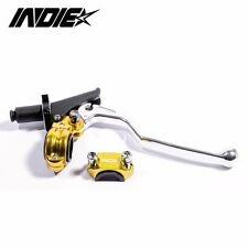 Universal Clutch Perch Lever + Brake Rotator Clamp​ ​DRZ 400 DR Z DRZ400