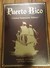 Puerto Rico Anniversary LImited Edition Board Game OOP NEW mint in shrinkwrap!