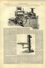 1893 Ja Fay Hollow Chisel Mortise Boring Machine