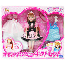 Licca chan Doll 3 Clothes dress outfit set lot Japan Takara Tomy rare limited
