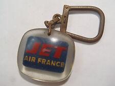 ANCIEN PORTE CLES BOURBON JET AIR FRANCE CARAVELLE BOEING 707 INTERCONTINENTAL