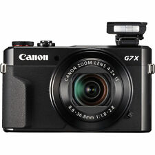 New Canon PowerShot G7 X Mark II Digital Camera - Big Clearance Sale