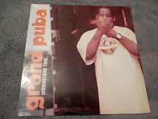 "Grand Puba Understand This 12"" All Day SEALED Hip Hop Rising Son 2001"