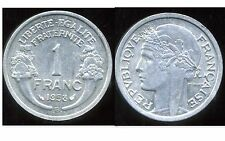 FRANCE FRANCIA  1 franc  1958 B     TTB +