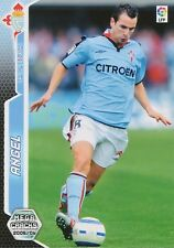 N°111 ANGEL # RC.CELTA VIGO TRADING CARD PANINI MEGACRACKS LIGA 2006