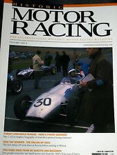 Fórmula Junior diciembre 1959 Jim Clark Lotus 18 Ford 105E Gemini Elva Cooper Arundell