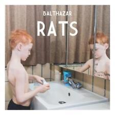 """CD Balthazar """"Rats"""" *Digipack* Firstpress 2012"""