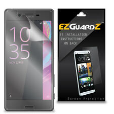 1X EZguardz LCD Screen Protector Shield HD 1X For Sony Xperia X