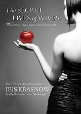 The Secret Lives of Wives Audio CD Iris Krasnow Unabridged Free Shipping