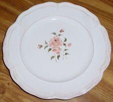 """ANTIQUE NIDERVILLER FRANCE DINNER PLATE, ROSE MARIE, 10 1/4"""""""