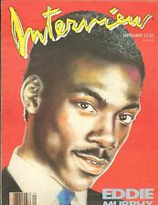 Minicam Photography--Sept. 1987--Eddie Murphy-----3